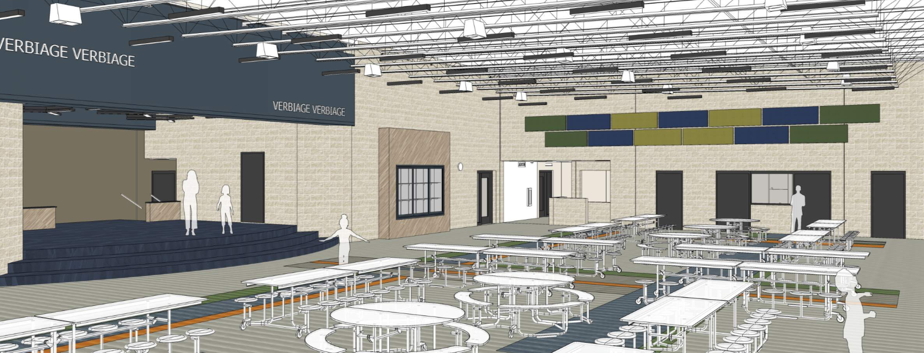 DC West Elementary Commons