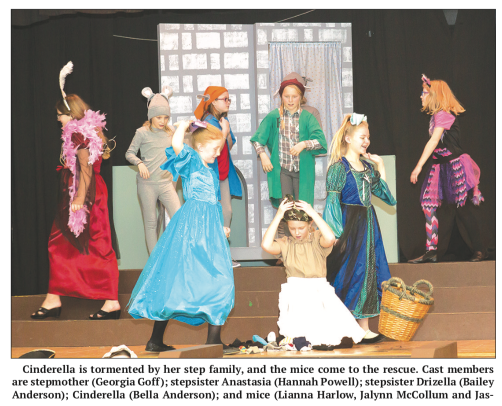 DC West Community Schools - Magic of Disney returns to DC West with